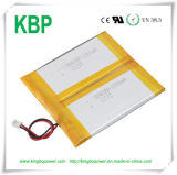 7.4V Rechargeable Lithium-Ion Battery für Safety Device (1300mAh)