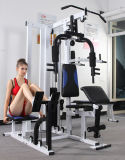 Multi Station Home Exercise Equipment mit Sit herauf Bench