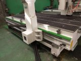 máquina de madeira da escultura do CNC 4axis para a mobília com certificação (VCT-SR1325HD)