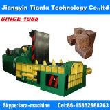Y81-1250는 유압 알루미늄 금속 조각 포장기 기계를 푸시 아웃한다