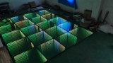 DJ die Magische 3D LEIDEN Dance Floor aansteken