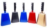mano Bell del metal 10inch en muchos colores para los fanáticos del fútbol en la universidad de estado de Mississippi