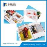 Книжное производство Perfact Binding с пальто снаружи