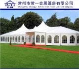 Wedding PartyのためのカスタマイズされたPVC Rooftop Aluminium Frame Pagoda Tent