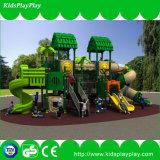 La cour de jeu d'enfants badine la cour de jeu extérieure de gosses de stationnement de jouets
