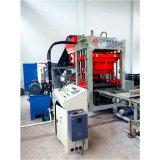 Blocchetto di Mamchine del lastricatore che fa strumentazione/la macchina per fabbricare i mattoni