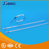 Steel inoxidable Cable Tie Apply dans Oil Pipeline