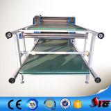 Tipo máquina do rolo da imprensa de transferência, grande máquina de impressão de transferência do Sublimation