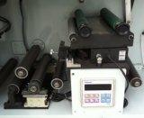 紫外線のカラーステッカーのFlexoの単一印刷そして型抜き機械は消失する