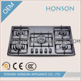 Five Burners Gas Stove Parts Gas Hob Gas Cooker에서 건축하는