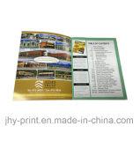 Service d'impression professionnel de livre de Yellow Pages de dos de papier (jhy-425)