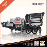 Triturador móvel da mina nova quente do projeto da venda com 50-650tph