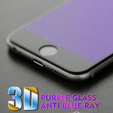 protectores ligeros Anti-Azules de la pantalla del teléfono móvil 3D para el iPhone