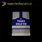 Calidad de Texas Hold'em Plastic Playing Cards Yh6