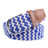 New Arrival Laser Alloy Buckle Unisex Casaco casual Elastic Belt