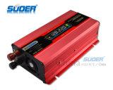 Suoer 12V 1000W gelijkstroom aan de Omschakelaar van de Wisselstroom met LCD Vertoning (sdb-1000A)