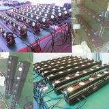 8X10W étape Changer la couleur LED Faisceau tête mobile