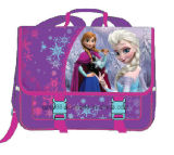 School Frozen Bag com Big Front Pocket Under Front Flap