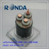 150 cabo elétrico de cobre subterrâneo de Sqmm 8.7kv