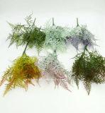 Artificiale/plastica/pianta erba con 7 gambi (XF90243)