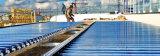 Chauffe-eau solaire à panneau plat pressurisé par fractionnement de professionnel