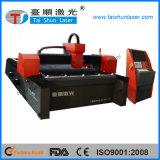 CNC que conduz a máquina de estaca do laser do aço suave de aço de carbono 500W