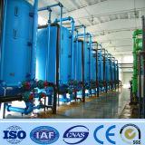 30000 Lph水PLC制御自動実行中カーボンフィルター