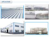 Insullation anti-calorique PPGI d'acier inoxydable de Xiamen HDG a galvanisé la bobine en aluminium de bobine en acier pour la construction en métal
