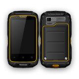 3G 3.5 a polegada Mtk6572 Dual telefones espertos ásperos do núcleo IP67