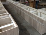 Despensa 2015 do MDF de Guanjia Cabinets para Microwave Use