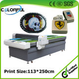 Tin Plate Metal Copper Sheet Directly Eco Solvent Printing Machines에 가득 차있는 Automatic Print Image