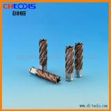 Outils de coupe avec boîte en bois HSS Ensemble de coupeurs annulaires. (DNHC)