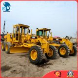 Nuovo-Tyres&Repaint Used Caterpillar (140H, 165HP) Motor Grader con Flessibile-Ripper