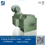 Hengli新しいZ Series 500kw 400V 750rpm Electrical DC Motor