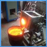 Inclinando el horno de fusión de cobre de bronce de cobre amarillo de la tecnología de IGBT (JLZ-90)