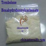 Carbonato esteroide que abulta Hex de Tren Parabolan 23454-33-3 Trenbolone Hexahydrobenzyl