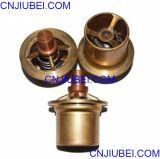 L'acier inoxydable de compresseur d'air de vis partie la soupape courte du thermostat 58*73