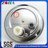 Schlag-Widerstand-elektrischer Kontakt-Druckanzeiger mit dem Öl - gefüllt