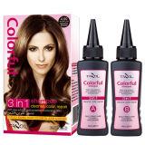Hot-Sale 100% Cover Shampooing couleur cheveux gris