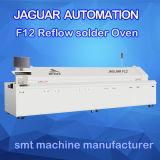 Rückflut-Ofen-Aufschmelzlöten-Maschine der Genauigkeits-1degree (F12)
