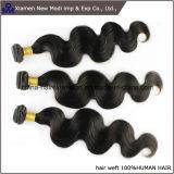 Estensioni eccellenti 100% dei capelli umani dell'afroamericano di qualità