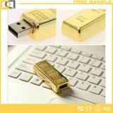 Più nuovo USB Stick di Design Luxury 8GB Bulk Golden Metal