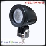 Jeep Offroad SUVのための10W Round LED Work Light
