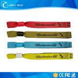 Широко используйте выдвиженческие новые Wristbands ткани конструкции для случаев