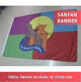 スポーツ・イベントのための屋外のカスタム広告ファブリックフラグの旗