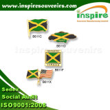 Pin do Lapel de Jamaica para presentes dos adultos