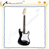 Über elektrische Gitarren-gutem Musik-Installationssatz hinaus