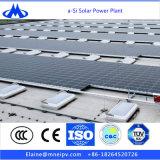 Vidro solar Luz-Transmissor de 53 W