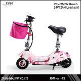 Kleines elektrisches Mobilitäts-Roller-Cer anerkannter E-Roller 250W