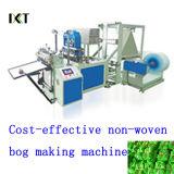 Nicht gesponnene Maschinen-Plastiktasche, die Maschine Kxt-Nwb19 (angebrachtes, herstellt Installation CD)